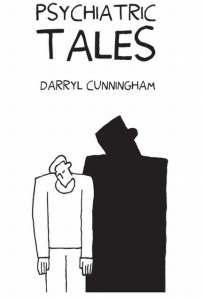 Psychiatric-Tales-cover-Darryl-Cunningham-Blank-Slate-Books